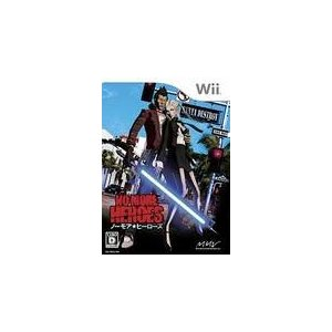 【送料無料】【中古】Wii NO MORE HEROES(ノーモア★ヒーローズ) ソフト|kaitoriheroes