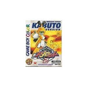 【送料無料】【中古】GB ゲームボーイ メダロット2 カブトバージョン|kaitoriheroes