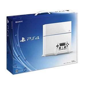 【送料無料】【中古】PS4 PlayStation 4 グレイシャー・ホワイト 500GB (CUH-1100AB02) プレイステーション4 プレステ4 本体(箱付き)|kaitoriheroes