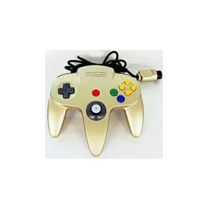 【送料無料】N64 任天堂64 コントローラーBros ゴールド N64 ブロス|kaitoriheroes