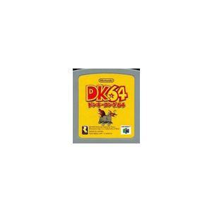 【送料無料】【中古】N64 任天堂64 ドンキーコング64|kaitoriheroes
