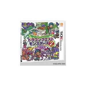 【送料無料】【中古】3DS ドラゴンクエストモンスターズ2 イルとルカの不思議なふしぎな鍵|kaitoriheroes