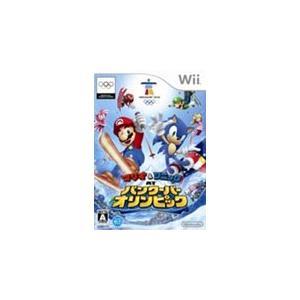 【送料無料】【中古】Wii マリオ&ソニック AT バンクーバーオリンピック TM ソフト|kaitoriheroes