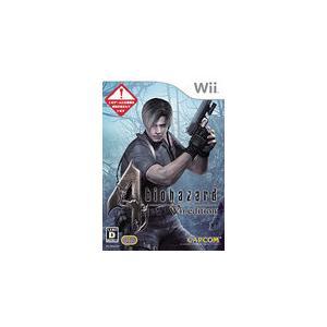 【送料無料】【中古】Wii バイオハザード4 ソフト|kaitoriheroes