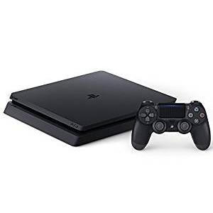 【送料無料】【中古】PS4 PlayStation 4 ジェット・ブラック 500GB (CUH-2200AB01) プレイステーション4(箱説付き)|kaitoriheroes
