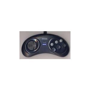 【送料無料】MD コントローラー ファイティングパット6B メガドライブ用|kaitoriheroes