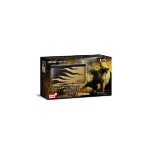 【送料無料】【中古】3DS ニンテンドー3DS LL モンスターハンター4 ラージャンゴールド 本体 任天堂(箱説付き) kaitoriheroes