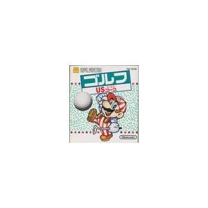 【送料無料】【中古】ファミコンディスクシステム ゴルフ USコース ソフト|kaitoriheroes