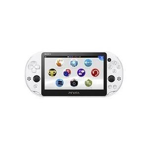 【送料無料】【中古】PlayStation Vita Wi-Fiモデル グレイシャー・ホワイト(PCH-2000ZA22) 本体 kaitoriheroes