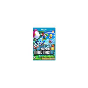 【送料無料】【中古】Wii New スーパーマリオブラザーズ U Wii U ソフト|kaitoriheroes