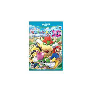 【欠品あり】【送料無料】【中古】Wii U ソフト マリオパーティ10|kaitoriheroes