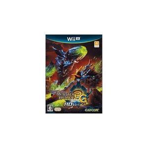【送料無料】【中古】Wii U モンスターハンター3(トライ)G HD Ver.ソフト|kaitoriheroes