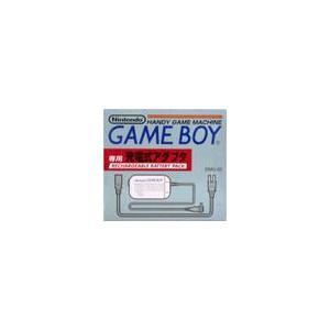 【送料無料】【中古】GB 任天堂 任天堂 充電式ACアダプター (ゲームボーイ用)(箱説付き) kaitoriheroes