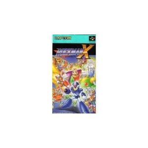 【送料無料】【中古】SFC スーパーファミコン ロックマンX|kaitoriheroes