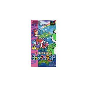 【送料無料】【中古】SFC スーパーファミコン スーパーマリオ ヨッシーアイランド|kaitoriheroes