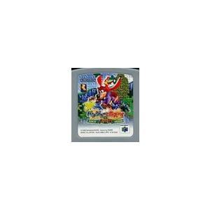 【送料無料】【中古】N64 任天堂64 バンジョーとカズーイの大冒険|kaitoriheroes
