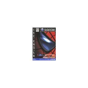 【送料無料】【中古】GC ゲームキューブ SPIDER-MAN スパイダーマン|kaitoriheroes