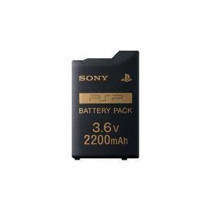 PSP専用バッテリーパック (2200mAh) 本体 ソニー