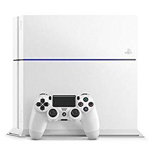 【送料無料】【中古】PS4 PlayStation 4 グレイシャー・ホワイト 500GB (CUH-1200AB02) プレイステーション4 プレステ4(箱説付き) kaitoriheroes