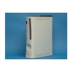 【訳あり】【送料無料】Xbox 360 (HDMI端子なし) 20GB マイクロソフト 本体のみ (コントローラー、ケーブルなし)|kaitoriheroes