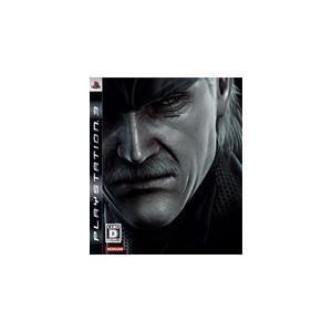 【送料無料】PS3 メタルギア ソリッド 4 ガンズ・オブ・ザ・パトリオット(通常版) プレイステーション3 プレステ3|kaitoriheroes