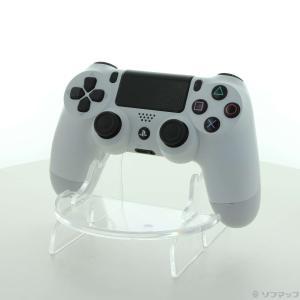 【送料無料】【中古】PS4 PlayStation 4 ワイヤレスコントローラー (DUALSHOCK 4) グレイシャー・ホワイト (CUH-ZCT2J13)|kaitoriheroes