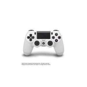 【送料無料】PS4 ワイヤレスコントローラー (DUALSHOCK 4) グレイシャー・ホワイト プレイステーション4 プレステ4 本体|kaitoriheroes