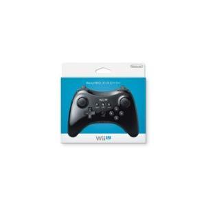 【送料無料】【中古】Wii U PRO コントローラー (kuro) (WUP-A-RSKA) クロ 黒 任天堂  コントローラー×2個セット|kaitoriheroes