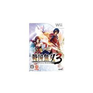 【送料無料】Wii ソフト 戦国無双3|kaitoriheroes