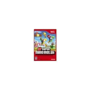【送料無料】【中古】Wii New スーパーマリオブラザーズ Wii ソフト|kaitoriheroes