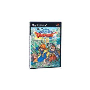 PS2 プレイステーション2 ドラゴンクエストVIII 空と海と大地と呪われし姫君