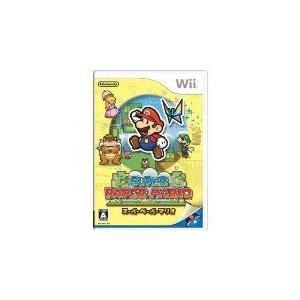 【送料無料】Wii スーパーペーパーマリオ ソフト|kaitoriheroes