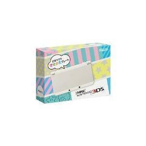 【送料無料】【中古】3DS New ニンテンドー3DS ホワイト 本体 任天堂(箱説付き)|kaitoriheroes