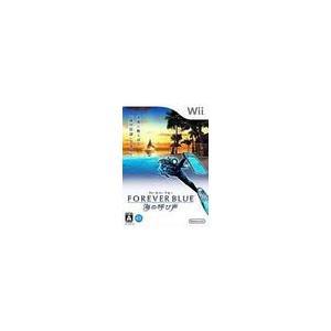 【送料無料】【中古】Wii ソフト フォーエバーブルー 海の呼び声