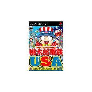 【送料無料】PS2 プレイステーション2 桃太郎電鉄 USA|kaitoriheroes