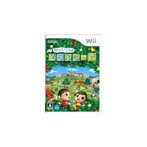 【送料無料】Wii 街へいこうよ どうぶつの森(ソフト単品) ソフト|kaitoriheroes