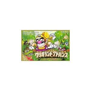 【送料無料】【中古】GBA ゲームボーイアドバンス ワリオランドアドバンス ヨーキのお宝 (箱説付き) kaitoriheroes