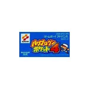 【送料無料】【中古】GBA ゲームボーイアドバンス パワプロクンポケット4 (箱説付き) kaitoriheroes