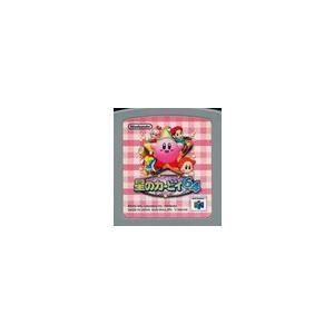 【送料無料】【中古】N64 任天堂64 星のカービィ64 (箱説付き)|kaitoriheroes