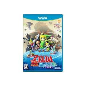 【送料無料】【中古】Wii U ゼルダの伝説 風のタクト HD|kaitoriheroes