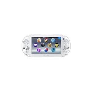 【送料無料】PlayStation Vita Wi-Fiモデル ホワイト (PCH-2000ZA12) 本体 プレイステーション ヴィータ|kaitoriheroes