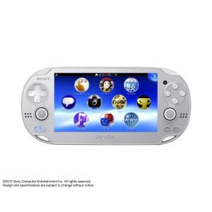 【送料無料】PlayStation Vita Wi‐Fiモデル アイス・シルバー (PCH-1000) 本体 プレイステーション ヴィータ|kaitoriheroes