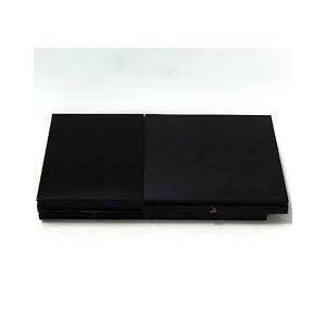 【欠品あり】【送料無料】【中古】PS2 PlayStation2 チャコール・ブラック (SCPH-90000CB) 本体のみ (コントローラー、ケーブルなし) kaitoriheroes