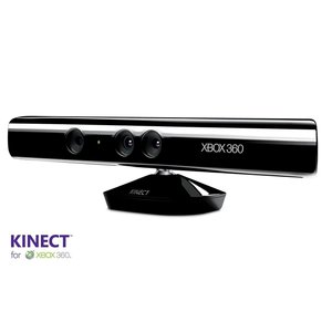 【送料無料】【中古】Xbox 360 Kinect センサー キネクト 本体 カメラ (ソフト、電源...