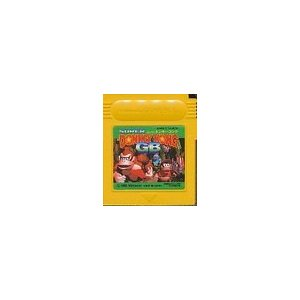 【送料無料】GB ゲームボーイ スーパードンキーコングGB (箱説付き)|kaitoriheroes