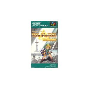 【送料無料】【中古】SFC スーパーファミコン ゼルダの伝説 神々のトライフォース|kaitoriheroes