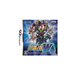 【送料無料】DS スーパーロボット大戦W kaitoriheroes