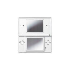 【訳あり】【送料無料】DS ニンテンドーDS Lite クリスタルホワイト 任天堂 本体|kaitoriheroes
