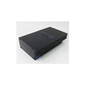 【送料無料】【中古】PS2 PlayStation2 ブラック 本体 (SCPH-15000) 本体のみ (コントローラー、ケーブルなし) kaitoriheroes