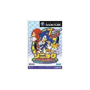 【送料無料】【中古】GC ゲームキューブ ソニック メガコレクション|kaitoriheroes